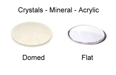 Watch Crystals