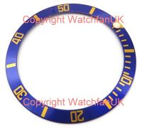 Blue Bezel For Seiko 7S26-0040