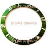 Green Bezel For Seiko 7S26-0040